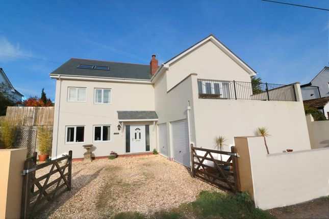 Thumbnail Detached house for sale in North Buckland, Braunton