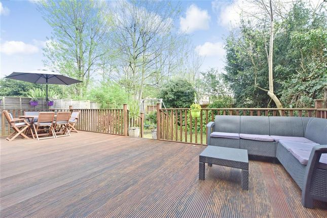 Thumbnail Semi-detached house for sale in Sherwood Park Road, Sutton, Surrey