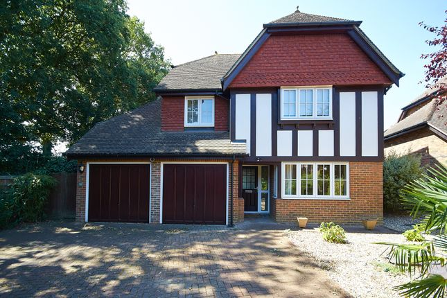 Thumbnail Detached house for sale in Greshams Way, Edenbridge