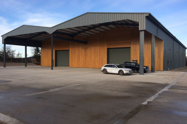 Thumbnail Industrial to let in The Ward, Huntly