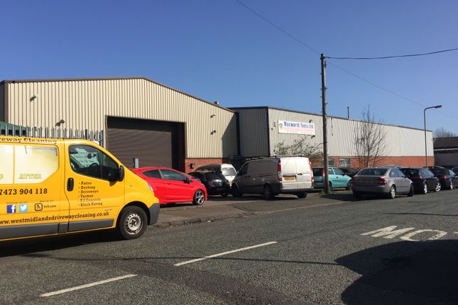 Thumbnail Warehouse for sale in Mornington Road, Smethwick