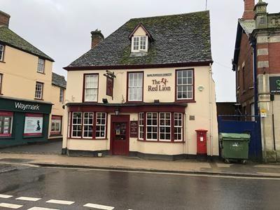 Thumbnail Pub/bar for sale in Red Lion, 3 Cornmarket, Faringdon, Oxfordshire