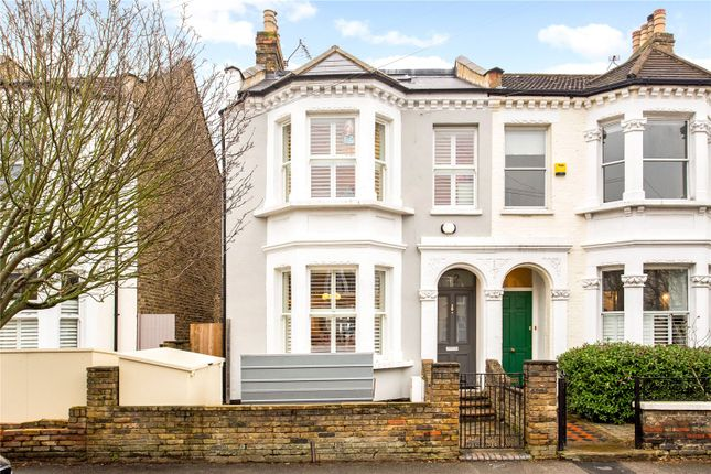 Thumbnail Semi-detached house for sale in Chestnut Road, London