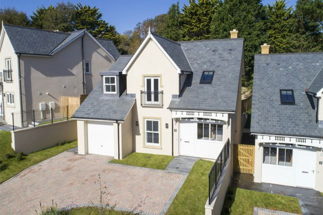 Thumbnail Detached house for sale in Kenwyn Gardens, Kenwyn, Truro, Cornwall