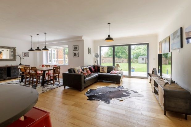 Thumbnail Detached house to rent in Penshurst Road, Bidborough, Tunbridge Wells