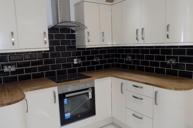 Thumbnail Terraced house for sale in Richmond Road, Sixbells, Abertillery. 2Pq.