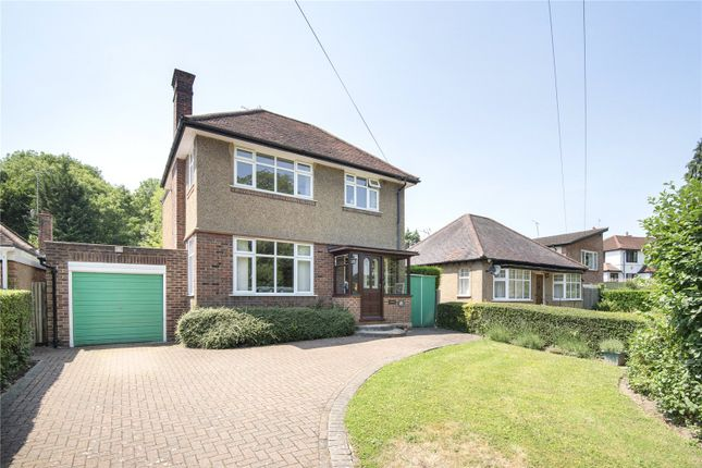 Thumbnail Detached house for sale in Clamp Hill, Stanmore, Middlesex