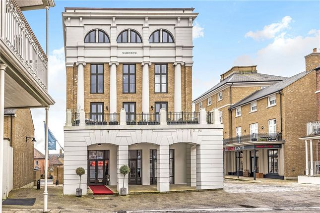 Thumbnail Flat for sale in Wadebridge Street, Poundbury, Dorchester