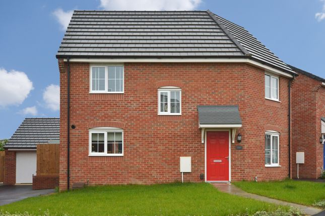 Thumbnail Detached house for sale in Skimmer Close, Northampton