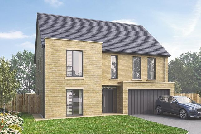 "Thumbnail Detached house for sale in ""The Kirkham"" at Stopes Road, Stannington, Sheffield"