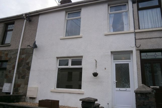 Thumbnail Terraced house to rent in Pencae Terrace, Llanelli