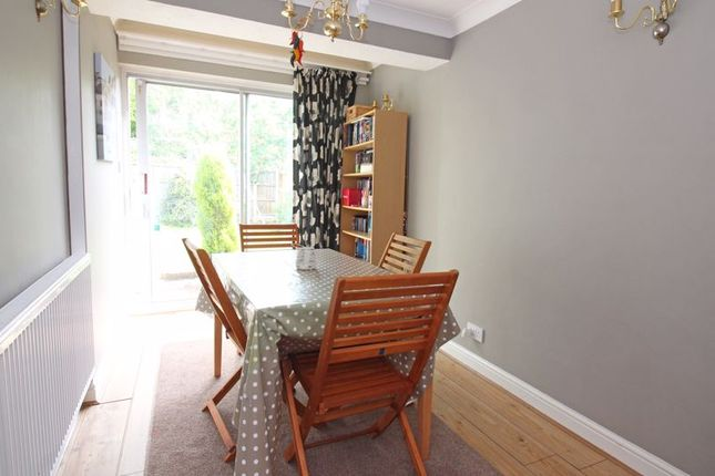 Dining Room of Quendale, Wombourne, Wolverhampton WV5