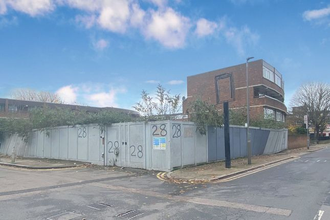 Thumbnail Land for sale in 28 Thessaly Road, Nine Elms, London