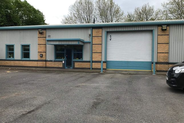 Thumbnail Warehouse to let in Unit 3 Littlers Point, Trafford Park, Manchester
