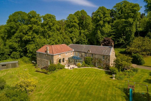 Thumbnail Country house for sale in Lins Mill, Ratho