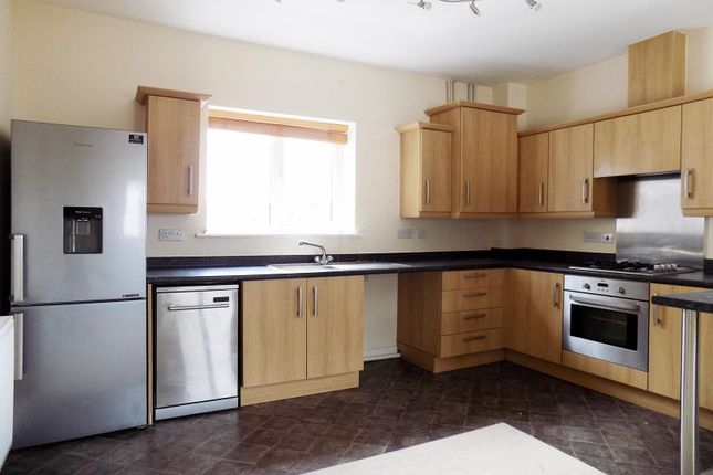 Thumbnail Flat to rent in Coldstream Court, New Stoke Village, Coventry