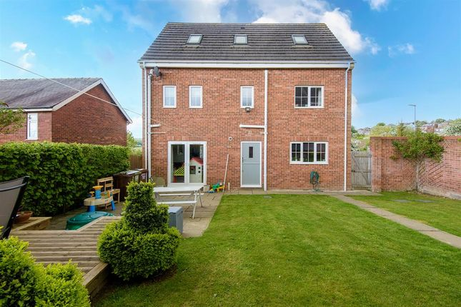 Thumbnail Detached house for sale in Orchard Hill, Spittal Hardwick Lane, Castleford