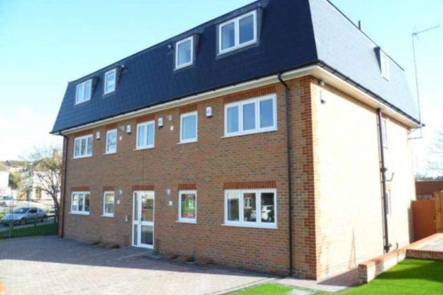 Thumbnail Flat to rent in Hillside Avenue, Gravesend