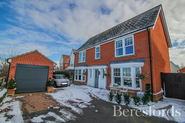Thumbnail Detached house for sale in Bower Grove, West Mersea, Colchester, Essex