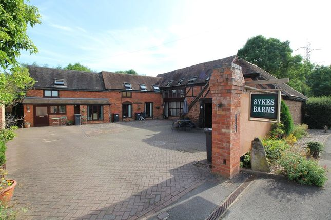 Thumbnail Barn conversion for sale in The Glebe, Church Lane, Corley, Coventry
