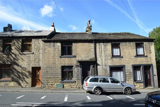 Terraced house for sale in Hermit Hole, Halifax Road, Keighley, West Yorkshire