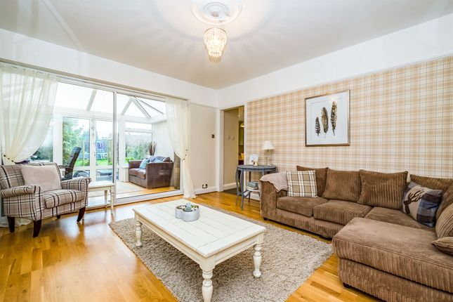 Thumbnail Semi-detached house for sale in Rosebery Avenue, Goring-By-Sea, Worthing