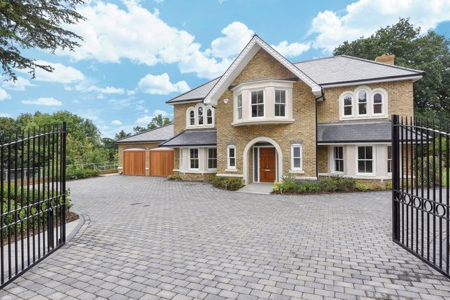 Thumbnail Detached house to rent in Windsor Grey Close, Ascot