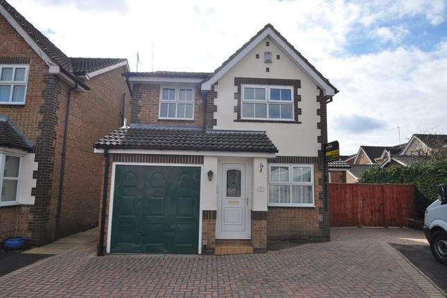 Thumbnail Detached house for sale in Broughton Close, Hull, North Humberside