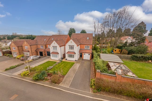 Thumbnail Detached house for sale in Monterey Court, Humberstone, Leicester