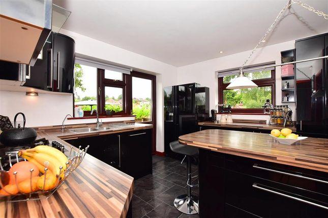 Kitchen of Chequers Close, Istead Rise, Kent DA13