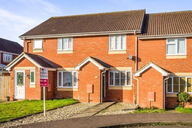 Thumbnail Terraced house for sale in Bridge Close, Briston, Melton Constable