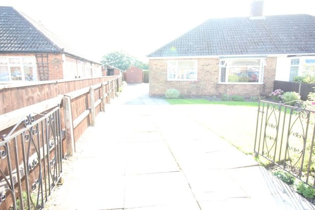 2 bed bungalow to rent in Salsbury Avenue, Grimsby