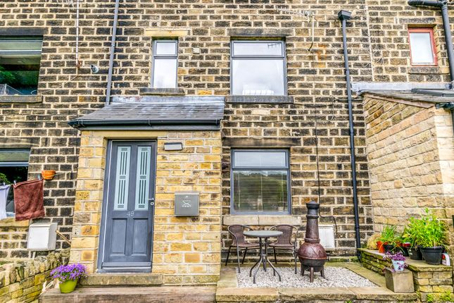Thumbnail Terraced house for sale in Miry Lane, Thongsbridge, Holmfirth