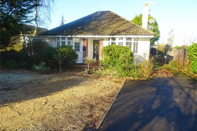 Thumbnail Detached bungalow for sale in Greenhill Road, Sandford, Winscombe, Somerset