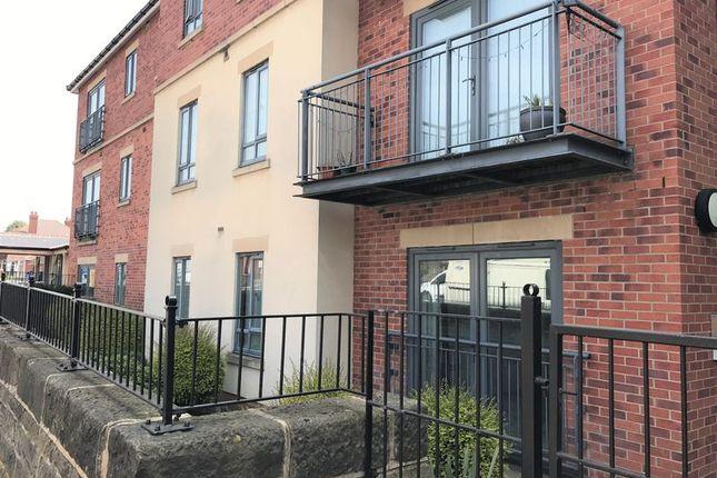 Thumbnail Flat to rent in Barnsley Road, Dodworth, Barnsley