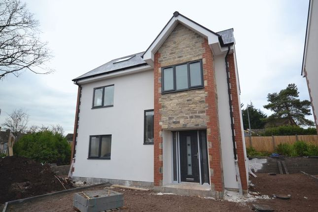 Thumbnail Detached house for sale in Shellards Road, Longwell Green, Bristol