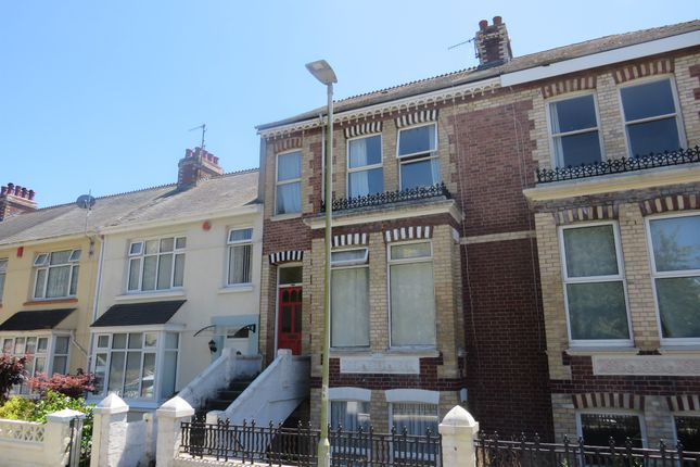 Thumbnail Flat for sale in Salisbury Road, Lipson, Plymouth