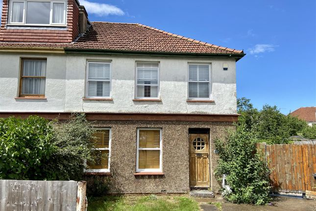 Thumbnail Semi-detached house for sale in Thiery Road, Brislington, Bristol