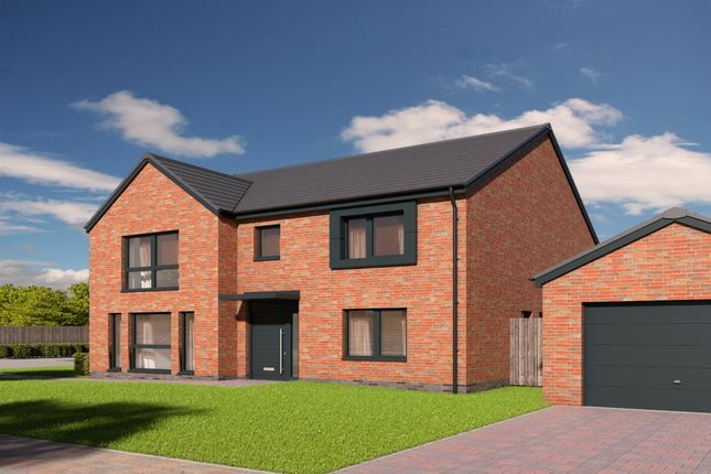 Thumbnail Detached house for sale in The Kinnear Devongrange, Sauchie, Alloa, Clackmannanshire
