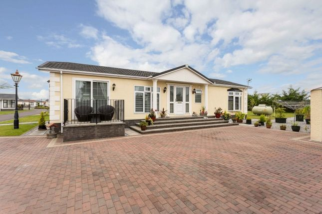 Thumbnail Mobile/park home for sale in The Downs, Barry, Carnoustie, Angus