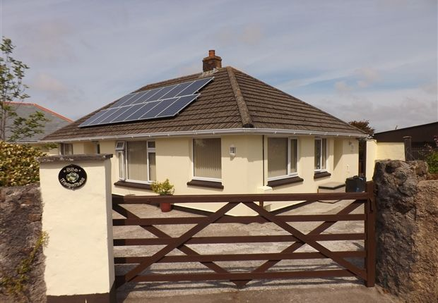 Thumbnail Detached house for sale in Roskear Road, Camborne
