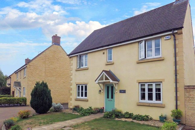 Thumbnail Detached house to rent in Madley Brook Lane, Witney, Oxfordshire