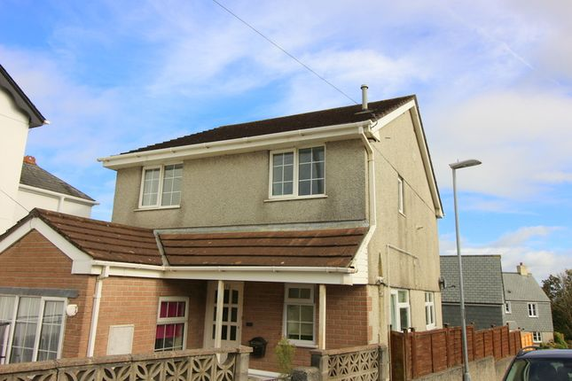 Thumbnail Flat to rent in Callington Road, Saltash