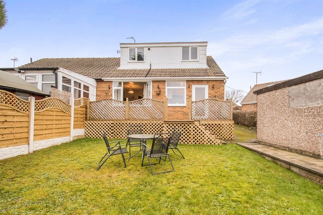 Thumbnail Semi-detached bungalow for sale in Scott Green Grove, Gildersome, Leeds