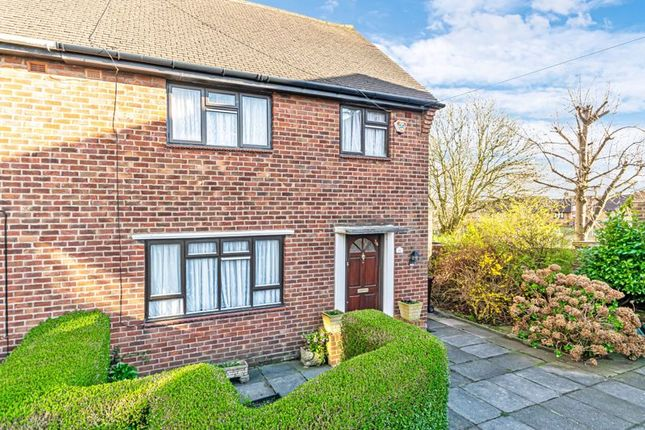 Semi-detached house for sale in Bryer Road, Whiston, Prescot