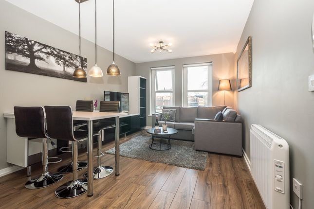Thumbnail Flat to rent in Fitzhamon Embankment, Cardiff