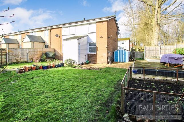 Thumbnail Terraced house to rent in Yorkshire Road, Partington, Manchester