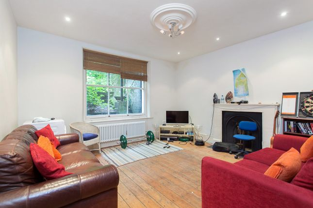 Thumbnail Flat to rent in Altenburg Gardens, London