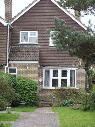 Thumbnail Semi-detached house to rent in Stephens Close, Ringmer, Lewes