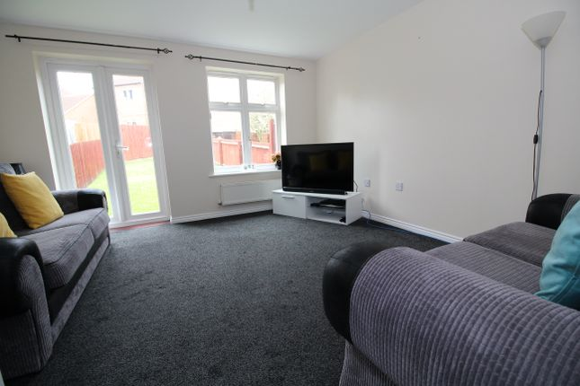 Thumbnail Terraced house to rent in Maidenwell Avenue, Hamilton, Leicester